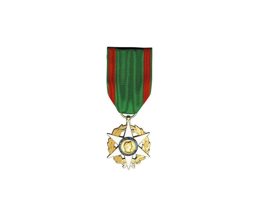 MEDAILLE ORDRE MERITE AGRICOLE