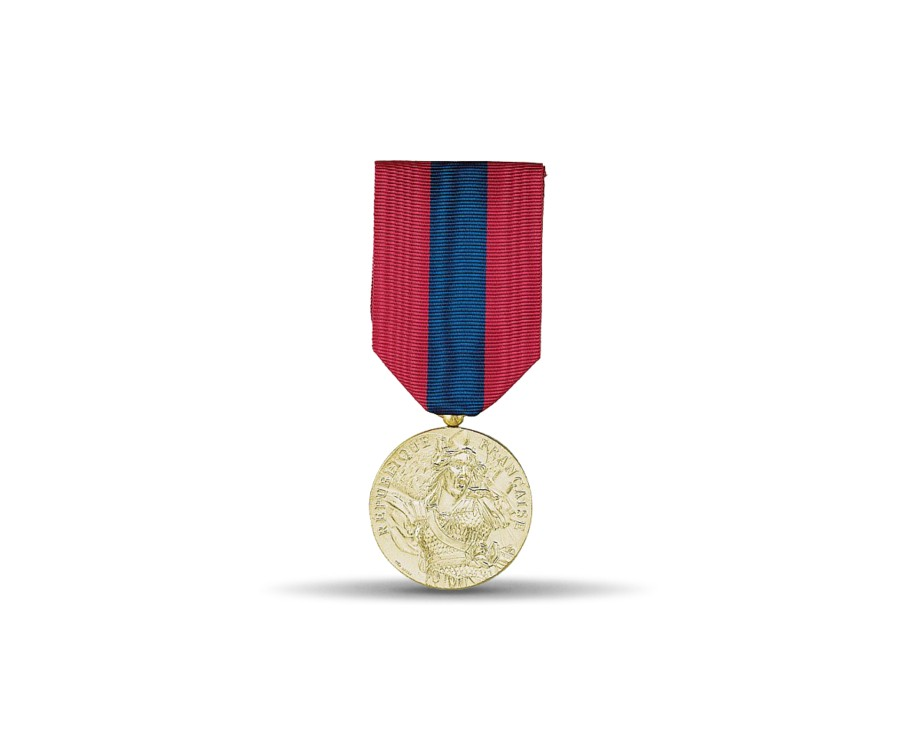 MEDAILLE DEFENSE NATIONALE BRONZE