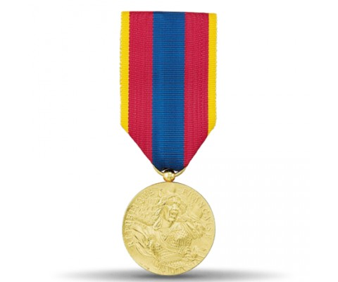 MEDAILLE DEFENSE NATIONALE OR