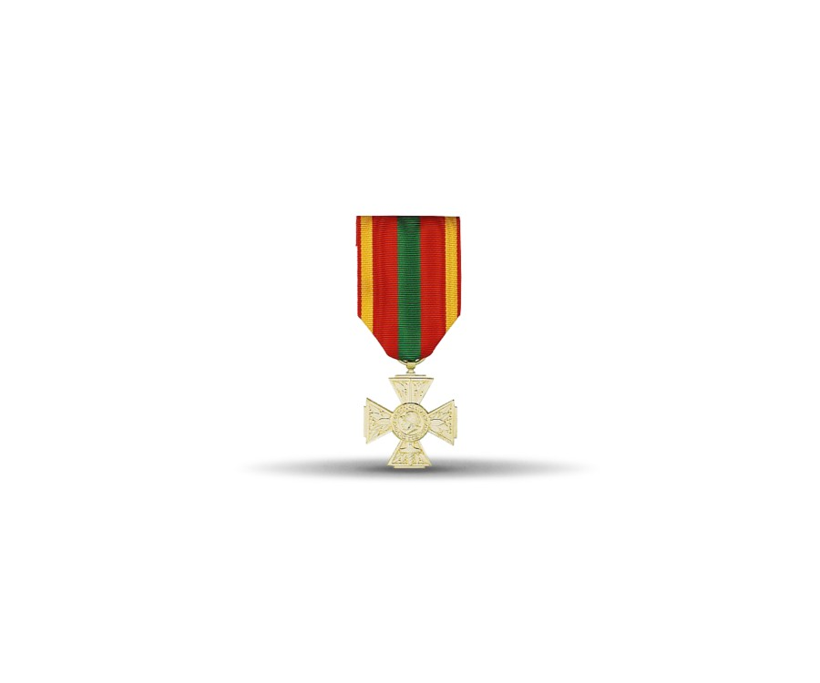 MEDAILLE CROIX COMBATTANT VOLONTAIRE