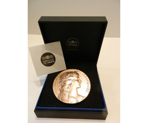 MEDAILLE REPUBLIQUE bronze