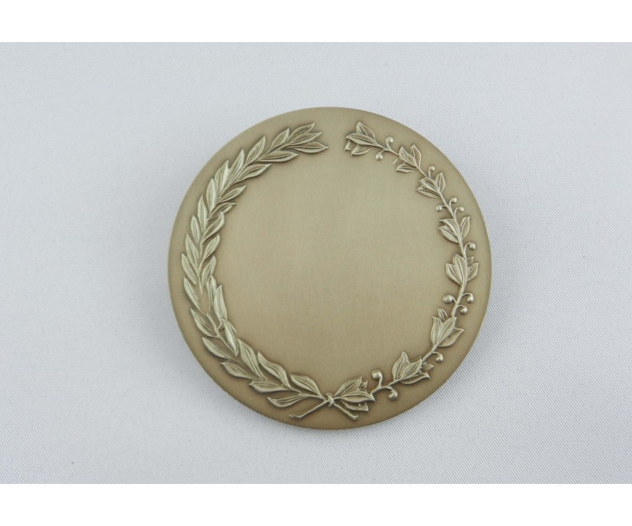 MEDAILLE COURONNE 70mm
