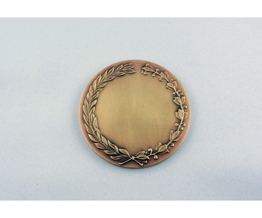 MEDAILLE COURONNE 60 mm