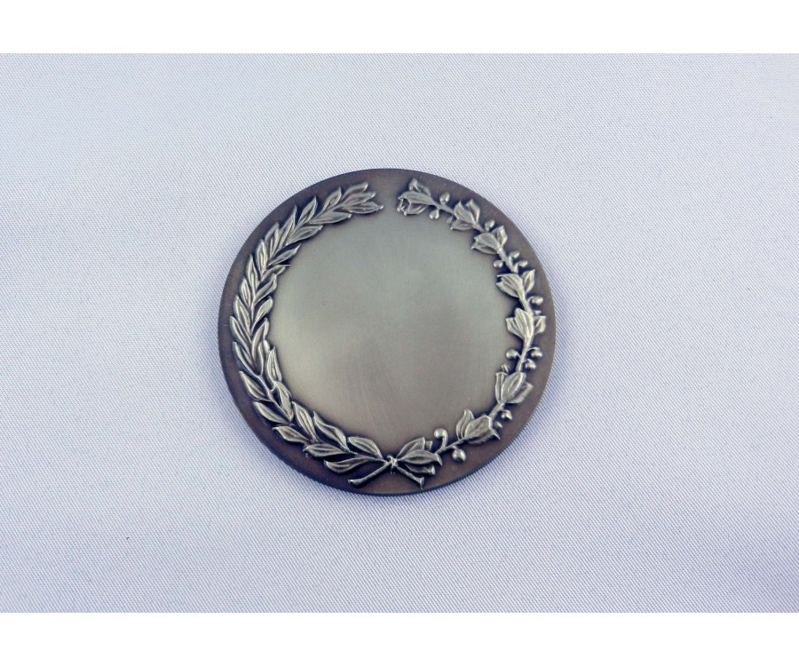 MEDAILLE COURONNE 60 mm ar