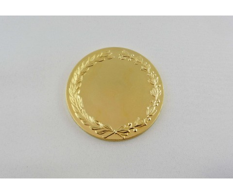 MEDAILLE COURONNE 60 mm dr