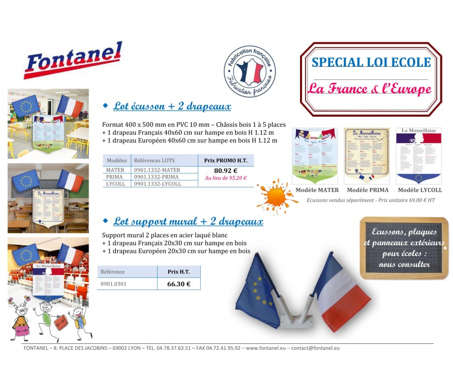 SPECIAL ECOLE LOI BLANQUER