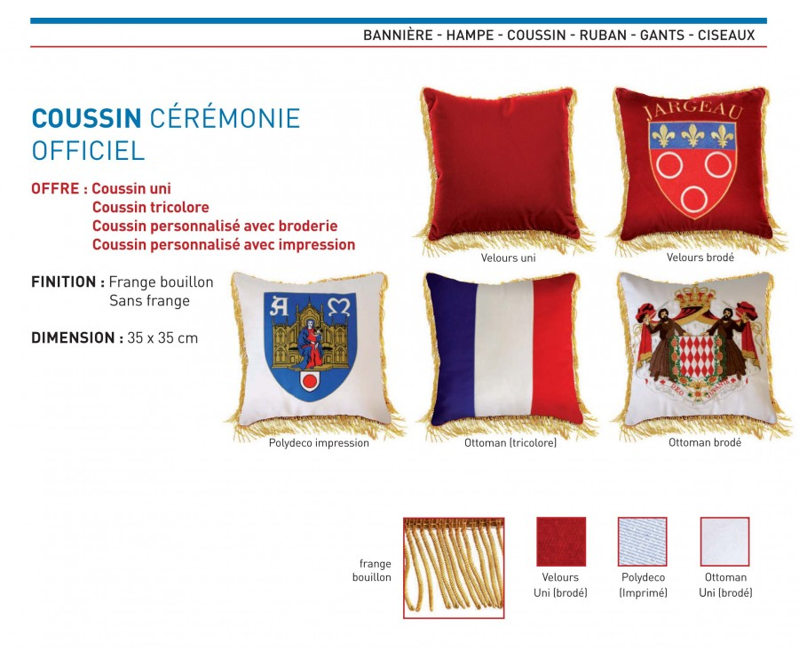 COUSSIN INAUGURATION